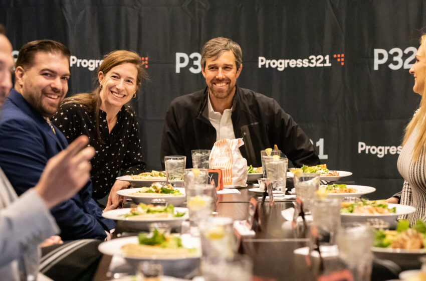 Progress321 Announces 2019 Lunch Roulette Series