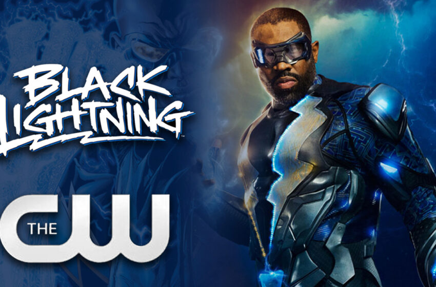 TNTM: DC Comics Black Lightning on the CW
