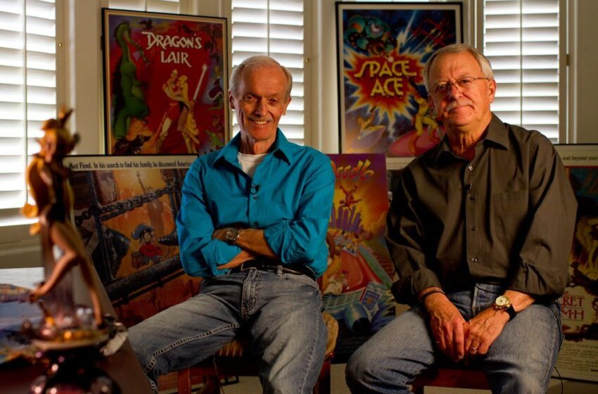 Animators Don Bluth, Gary Goldman to Appear at Plaza Classic Film Festival