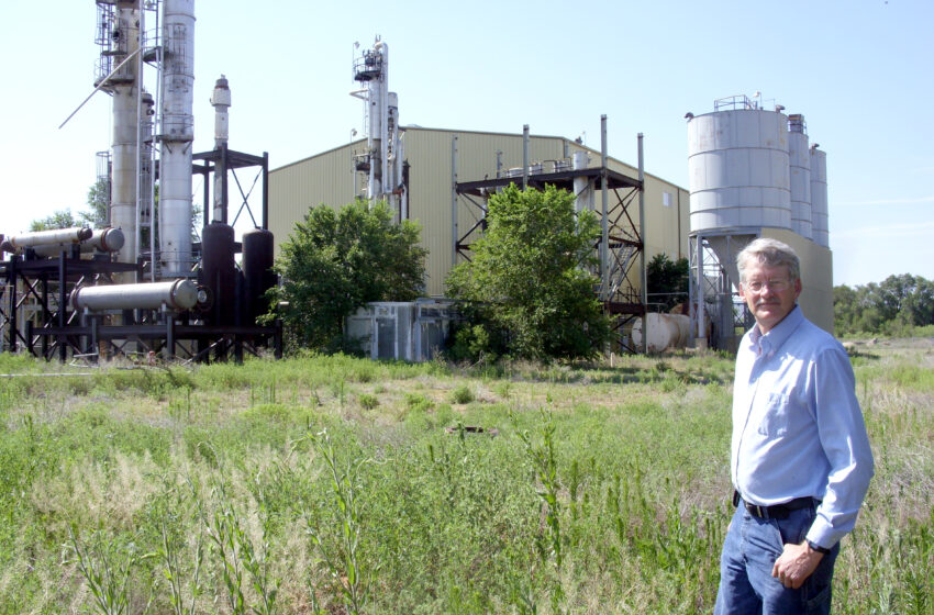 Business Owner, NMSU's Arrowhead Center hope to create Jobs, Ecosystem with Biorefinery