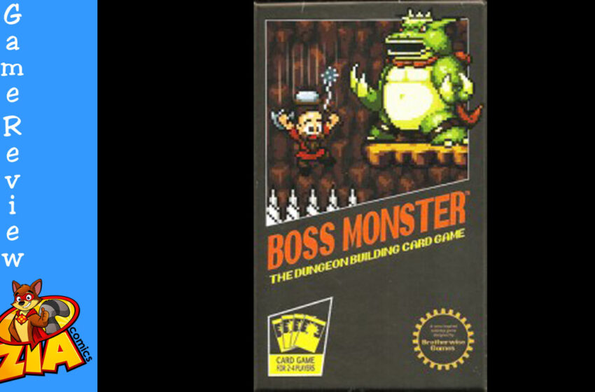 Boss Monster game review