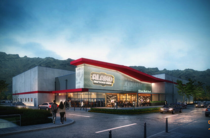 Construction starts on Alamo Drafthouse Cinema in West El Paso