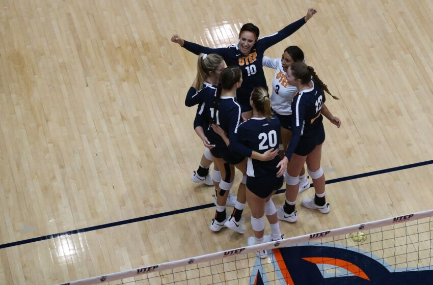 HP Sports In-Depth: UTEP Volleyball California-Bound For Three Matches
