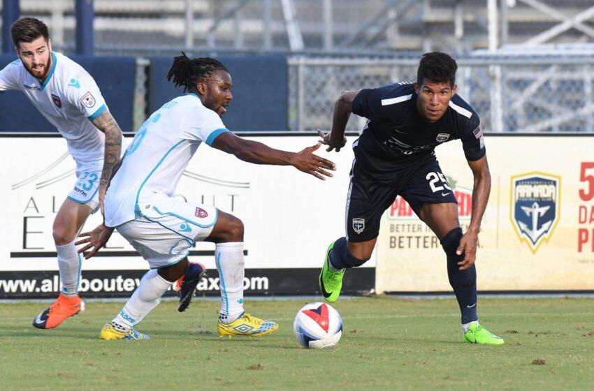 El Paso Locomotive FC Signs Colombian Defender Bryam Rebellon