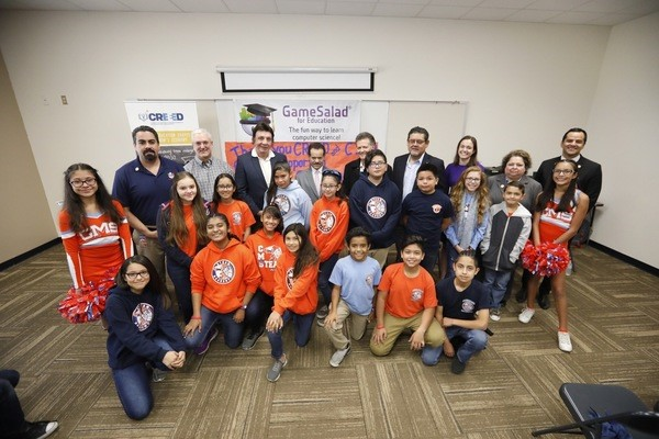 CREEED, Canutillo ISD to Bring Computer Science Education to all Middle School Students
