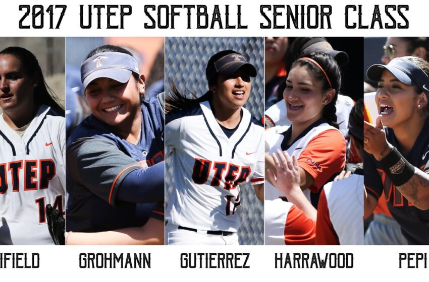 With Final Game, Miner Softball Seniors Lift UTEP over Florida Atlantic 6-4
