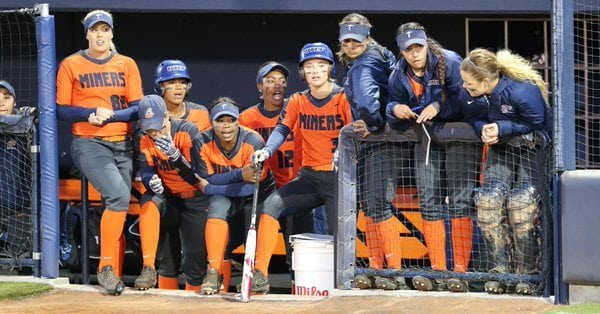 UTEP Softball Win Streak at Four with a Pair of Run-Rule Victories