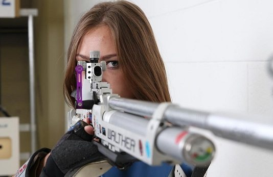 Powell Leads Way For UTEP Rifle In Season Opener Vs. Nevada