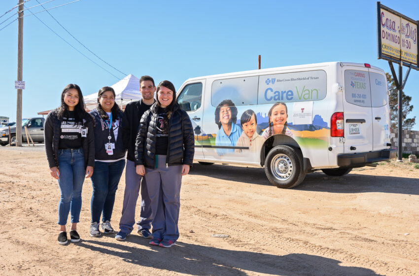 Foster School of Medicine Medical Student Run Clinic receives $2k Grant