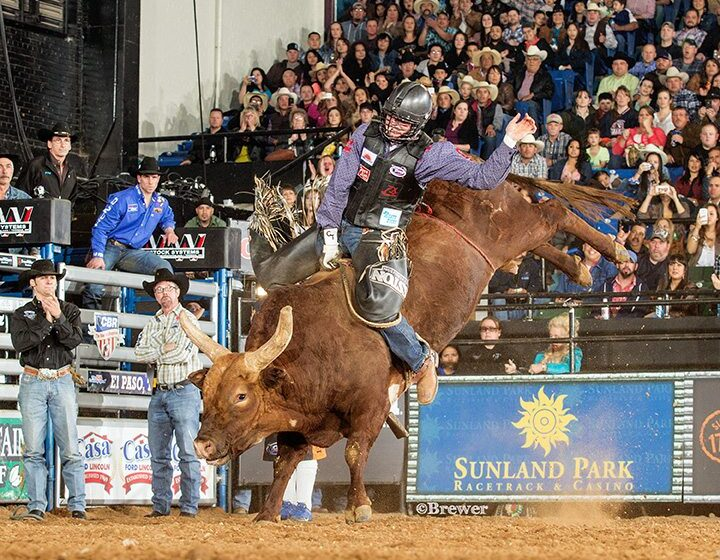 Tuff Hedeman Championship Bull Riding Saddles Up at the Coliseum