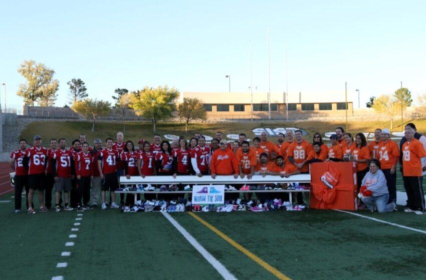 Team SISD, Canutillo ISD gear up for charity flag football game