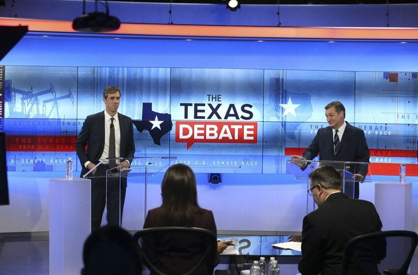 Beto O'Rourke Swings Harder at Ted Cruz in Second Debate
