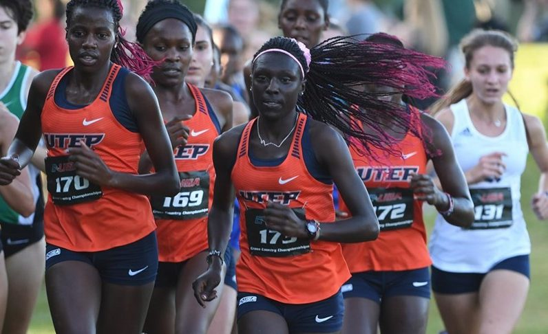 Miners Earn All-Region Honors in Cross Country