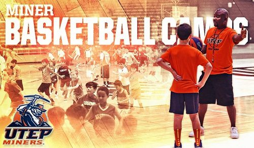 UTEP Basketball Camps Set to Start June 19th; Registration Now Open