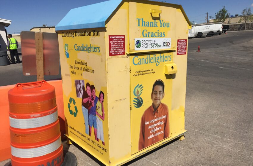 Environmental Services Partners with Candlelighters