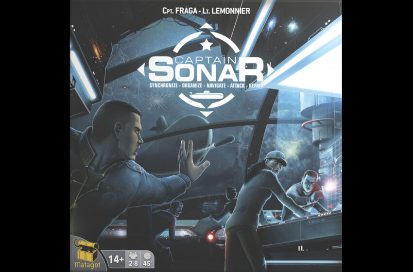 TNTM: How to play Captain Sonar