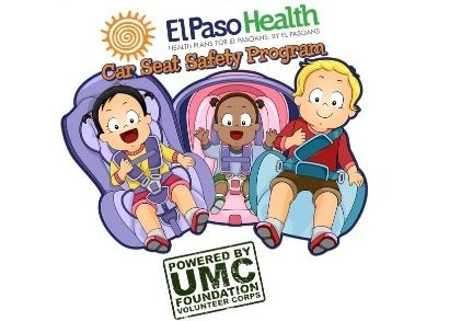 El Paso Health Sponsors Car Seat Safety Program