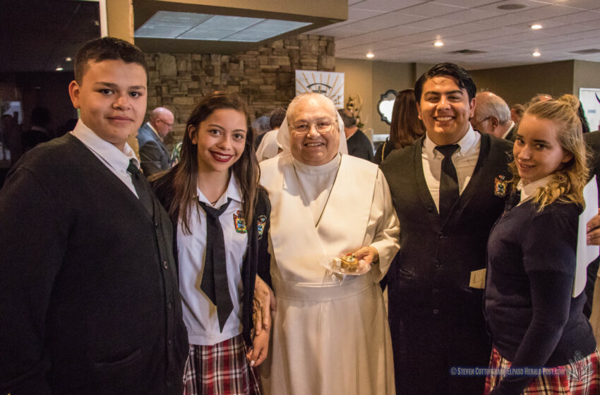 Diocese Honors Catholic Schools Teachers, Support Staff During Annual Dinner