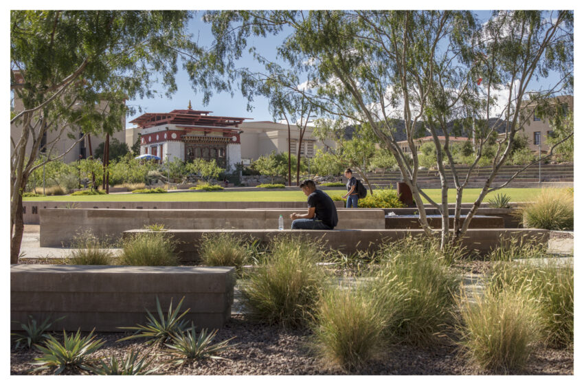 Texas Group Honors UTEP's Campus Transformation