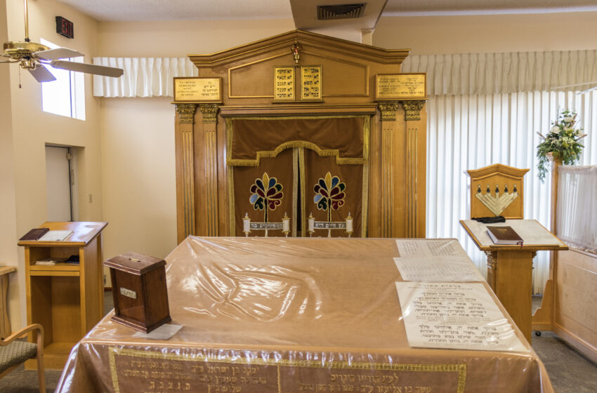 Video+Gallery: In The Search for Good, Chabad-Lubavitch Starts With Community