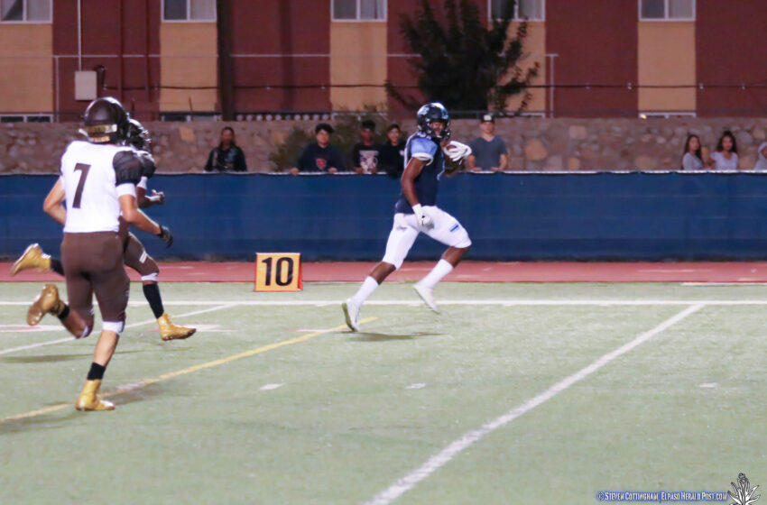 Story in Many Pics: Chapin Charges Past Austin 19-14