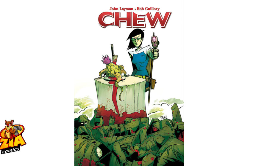 TNTM: Chew to end with issue #60