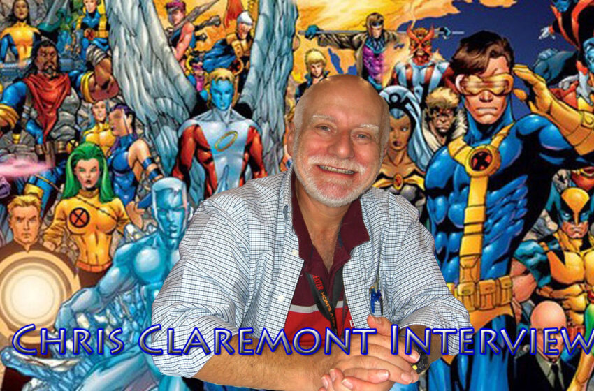 TNTM: Marvel Comics X-men writer Chris Claremont Interview