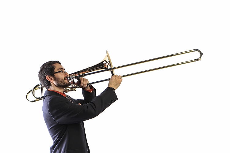 UTEP Student Invited to Top Trombone Competitions