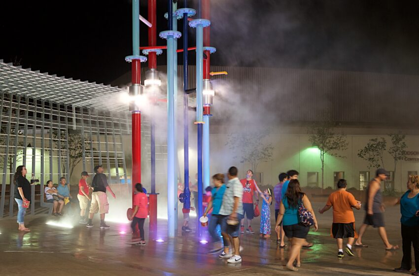 City of El Paso readies Chroma Booster for cold weather