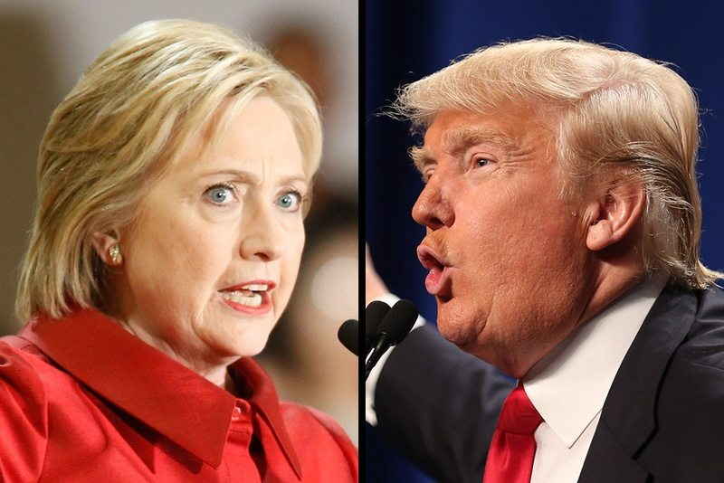 Poll: Trump leads Clinton by only 4 in Texas