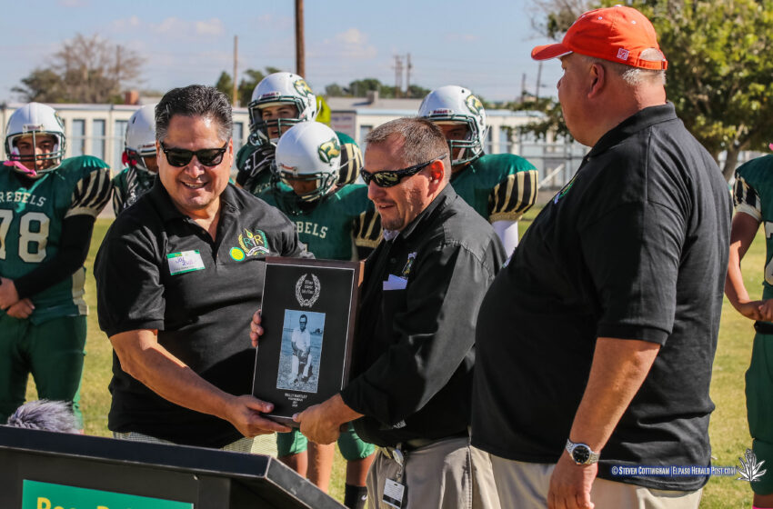 Video+Gallery+Story: Ross Middle School Community Honors Coach Walley Hartley
