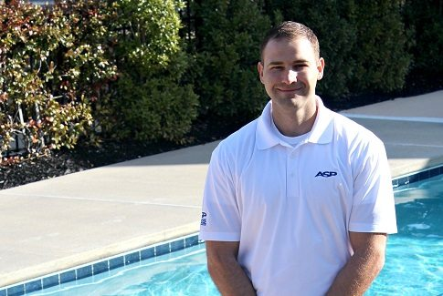 Military Veteran Launches Pool Service Business