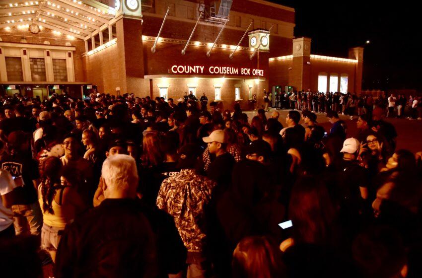El Paso County Coliseum Celebrates 75th Anniversary