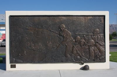 """City to Discuss Possible Move of """"The Men of Company E"""" Memorial"""