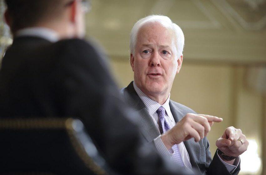 John Cornyn Calls for U.S. Senate to Treat Both Kavanaugh, Accuser Fairly