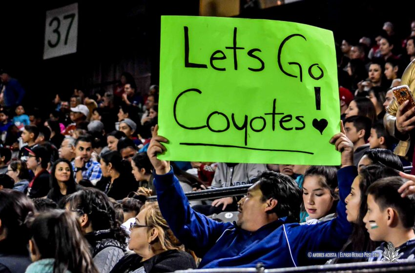 Story in Many Pics: Ontario Edges out El Paso Coyotes 6-5