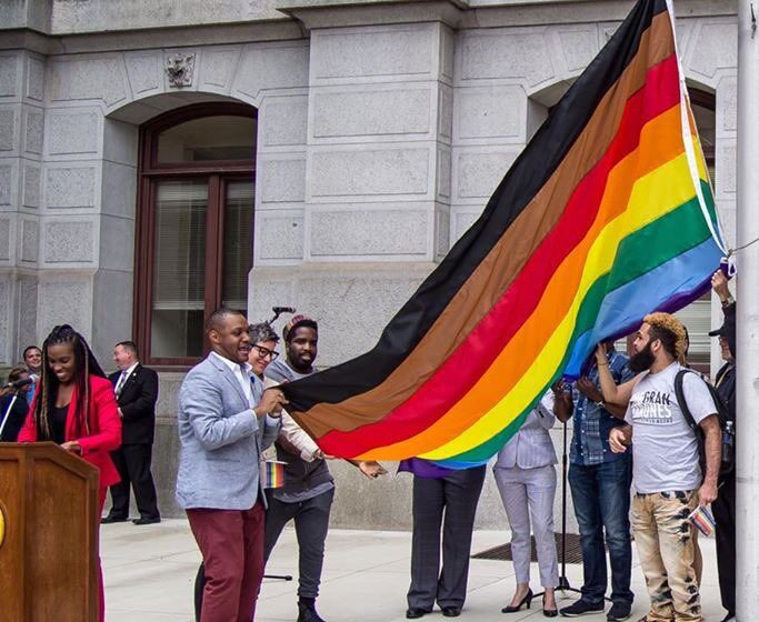 Guest Column: Addition of Colors to PRIDE Flag Mean Inclusion, Solidarity and Progress
