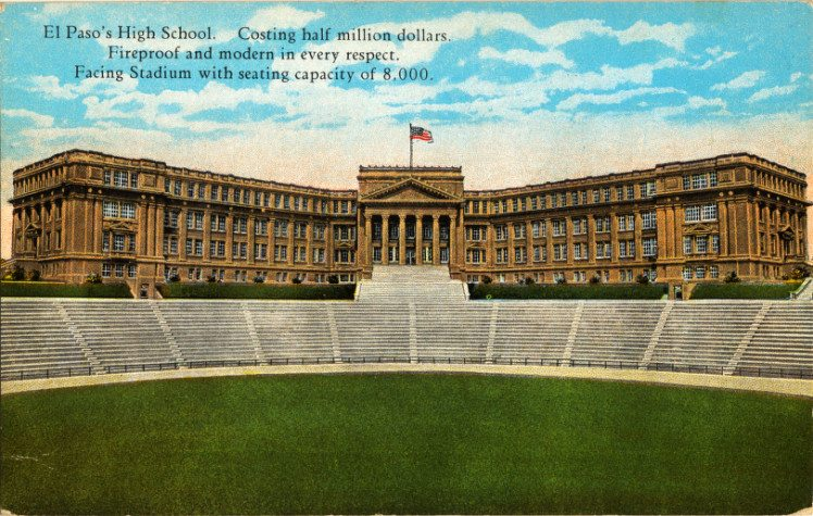 El Paso High celebrates 100 Years of Excellence starting Thursday