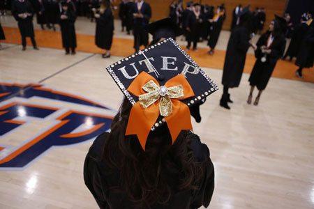 Graduates Celebrate Unforgettable UTEP Experiences