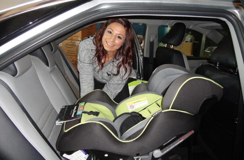 EPCSO Deputies Complete Child Passenger Safety Tech Courses