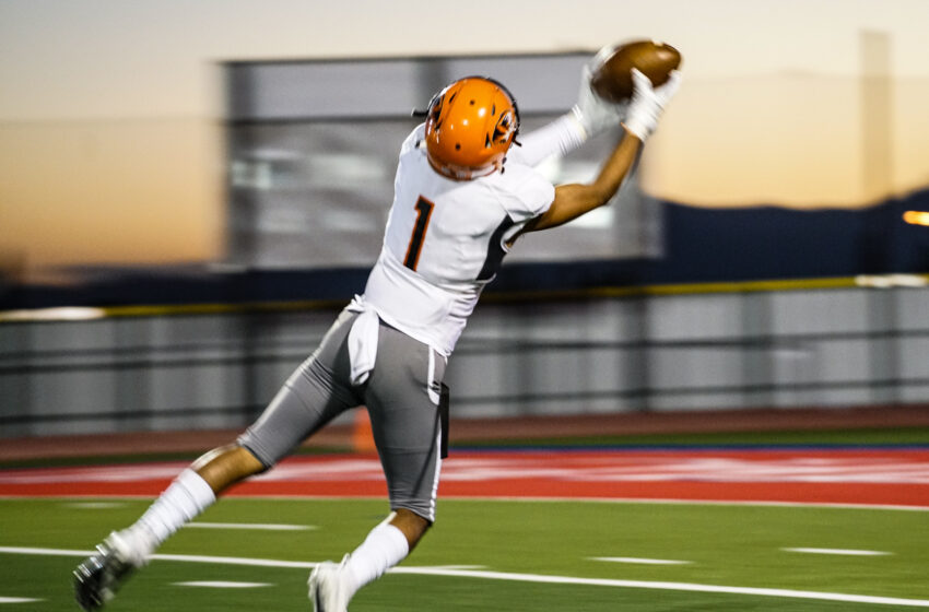 Story in Many Pics: El Paso High Tigers Tame Bel Air 35-21