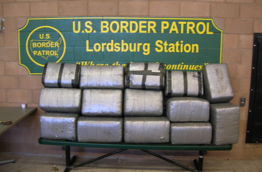 Border Patrol seizes nearly $465k in Marijuana in N.M.