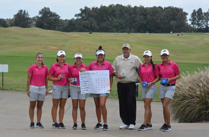 UTEP Women's Golf Captures Tournament Title