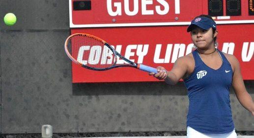 Martinez Wins Wildcat Invitational Championship, UTEP Tennis Closes Fall Season