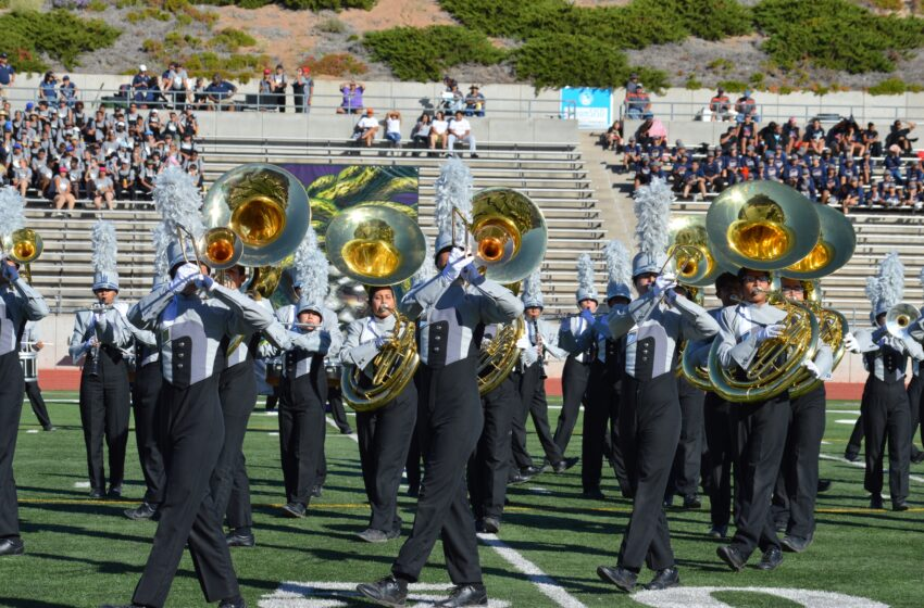 Video+Story: Horizon High Band Selected to Represent Stanford in 83rd Annual Sun Bowl