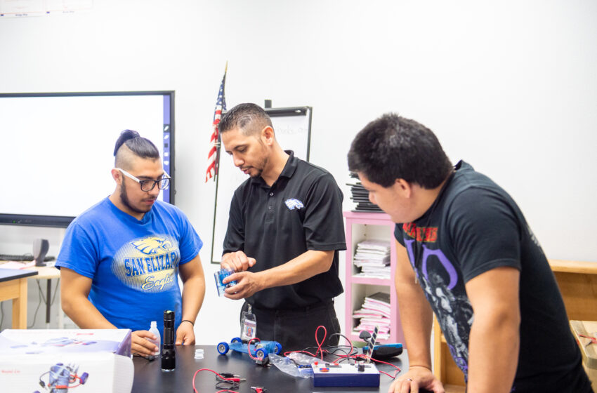 San Elizario ISD Introduces College Credit Pathway Initiative