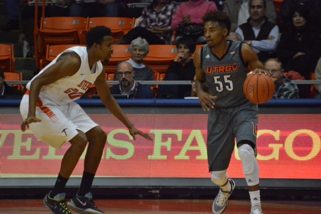 Story in Six Pics: Miners sink UT Rio Grande Valley 85-64
