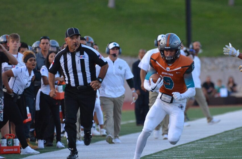 Story in Many Pics: Pebble Hills Beats Andress 34-13, Improves to 2-0