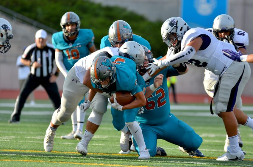 Story in Many Pics: Pebble Hills Spartans Smash Franklin 57-28