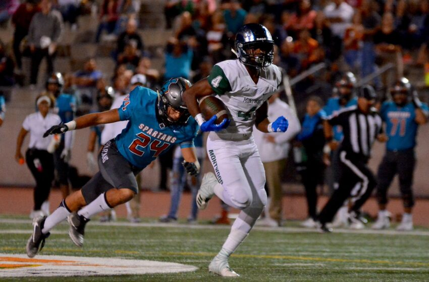 Story in Many Pics: Montwood Edges Pebble Hills 49-46
